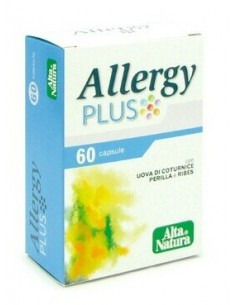ALLERGY PLUS ALTA N. 60CPS