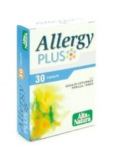ALLERGY PLUS ALTA N. 30CPS
