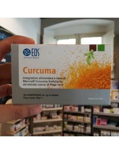 EOS CURCUMA INT   30CPR 1G