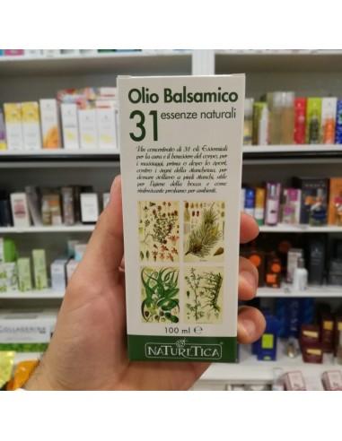 OLIO BALSAMICO 31 100ML NBF