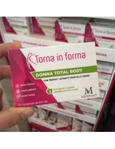 TIF Donna Total Body 30cpr...