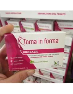 Prosazil 30 cpr - Mediplant