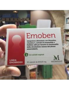 Emoben 30cps - Mediplant