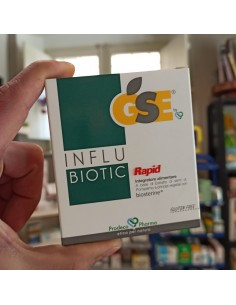 GSE INFLUBIOTIC RAPID 30CPR