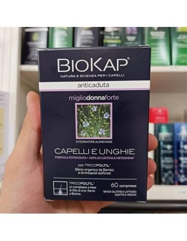 BIOKAP MIGLIO DONNA FORTE 60CPS
