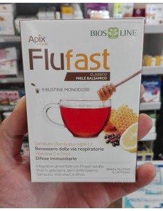 APIX FLUFAST 9 BUSTINE 18GR